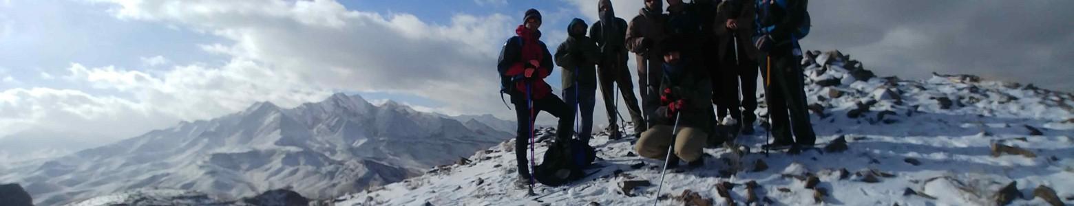 گروه کوهپیمایی حوزوی آفاق