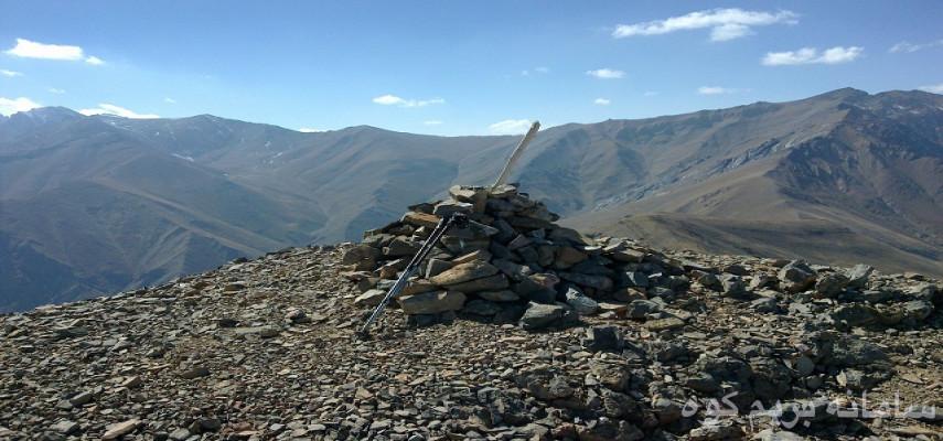 صعود به قله کرما