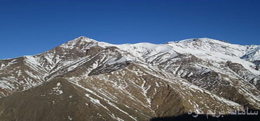 صعود قله ساکا