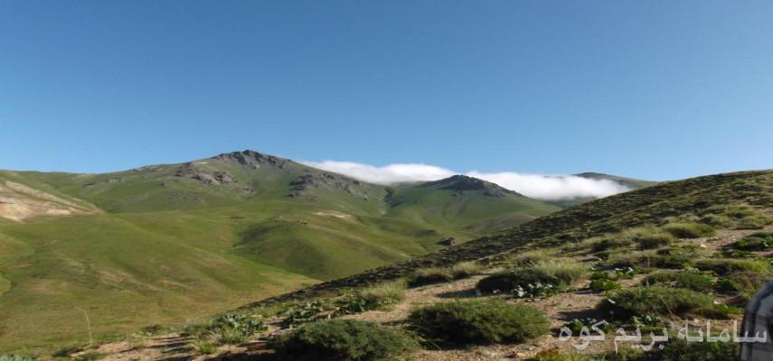 قله بلقیس و تخت سلیمان