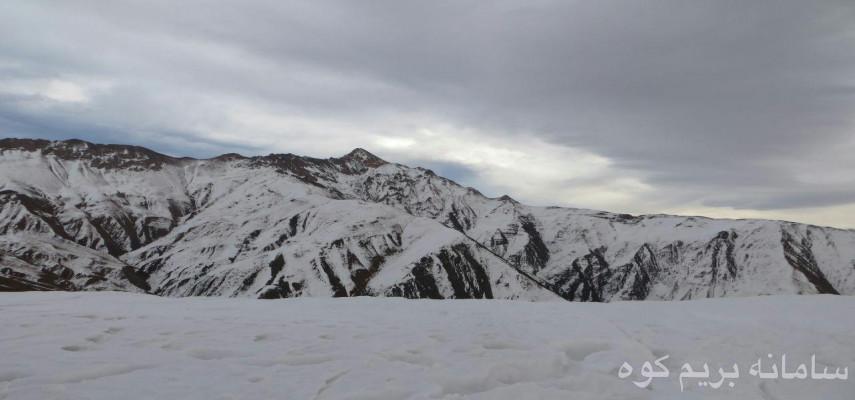 صعود قله ازنادیمه