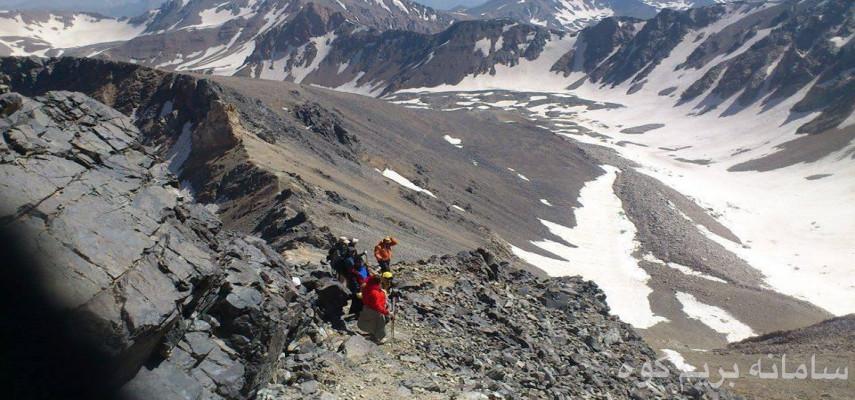 صعود قله سه چینگ