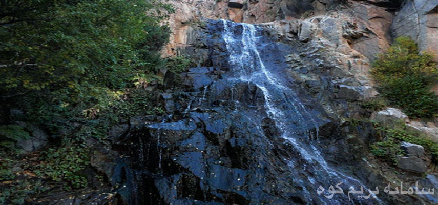 آبشار عيش آباد