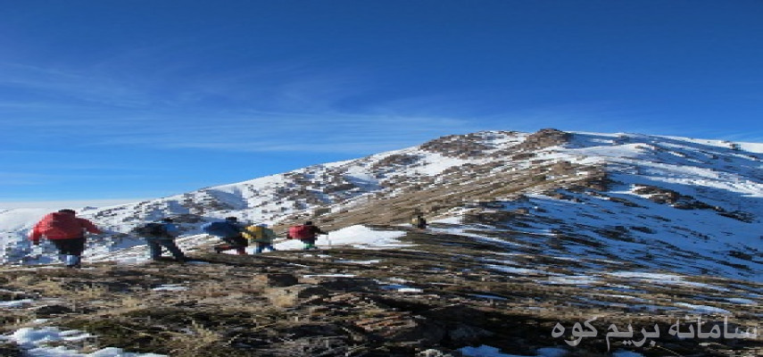 قله چلچلی