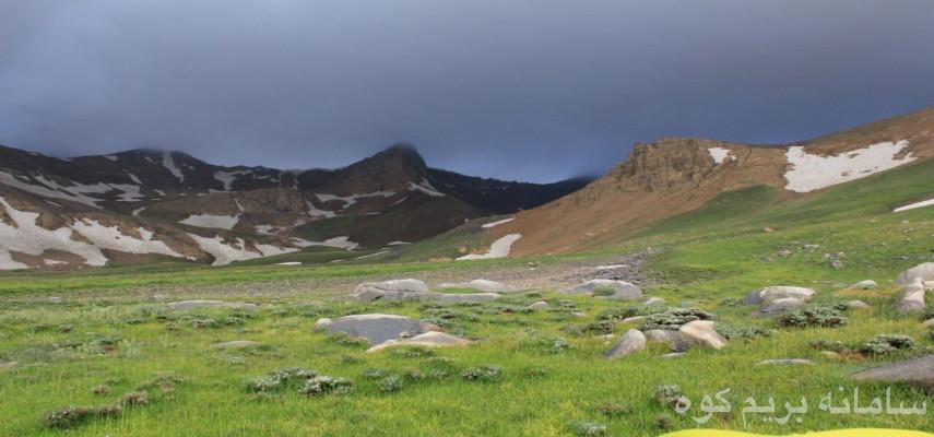 قله ۴۸۴۸ متری علم کوه