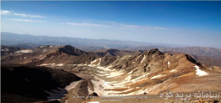 صعود به آلپ ایران قله علم کوه (4850 متر)