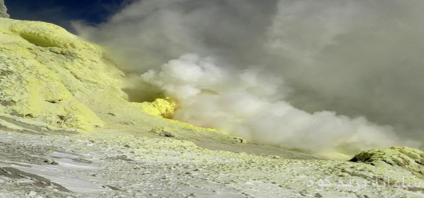 صعود به قله دماوند (از جبهه جنوبی)
