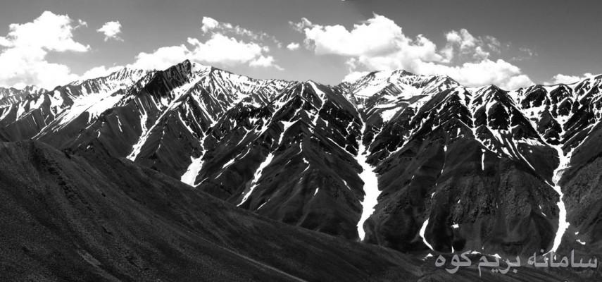 پیمایش خط الراس کلون بستک به آزاد کوه در البرز مرکزی