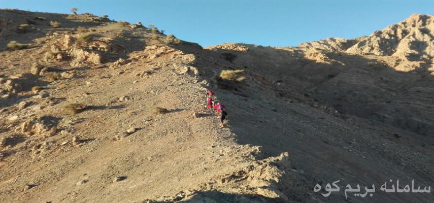 صعود قله نایبند {طرح سیمرغ}