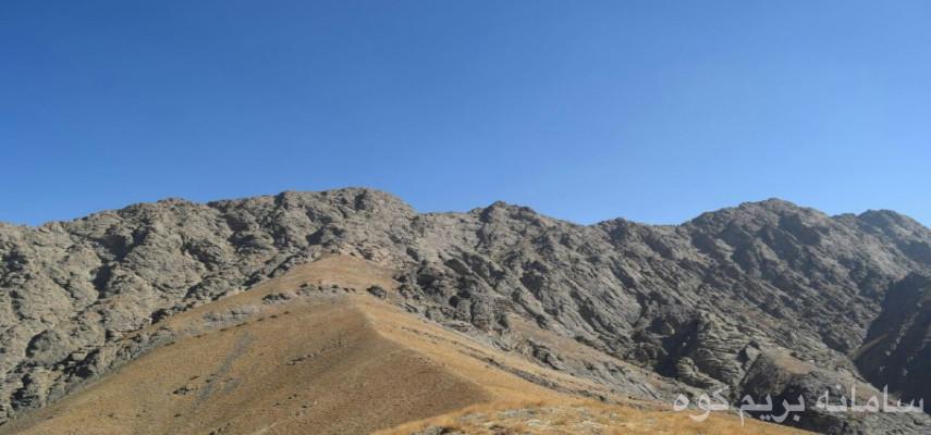 قله شاهدژ(3070 متر)
