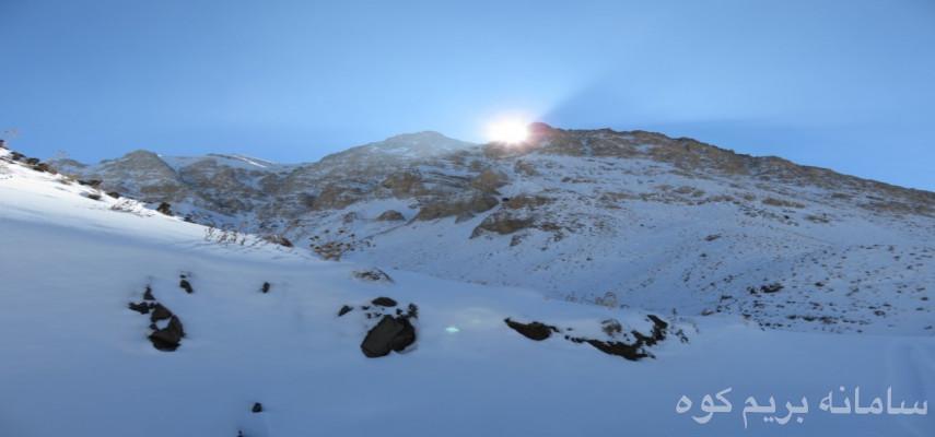 صعود به قله شاهوار