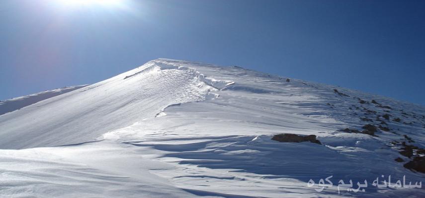 صعود به قله پهنه سار