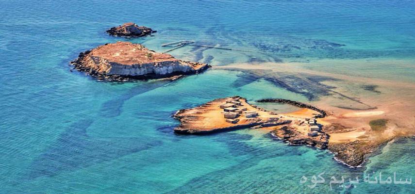گشت کامل جزایر قشم و هنگام و ناز