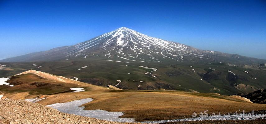 صعود یکروزه به قله توچال