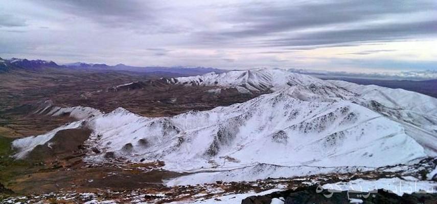 صعود به قله پراو بام استان کرمانشاه