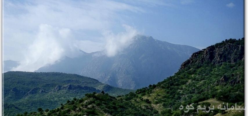 صعود سراسری قله خامی گچساران (منطقه و شهر زیبای باشت)