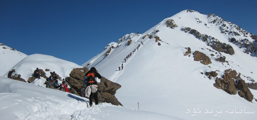 صعود به قله کلکچال