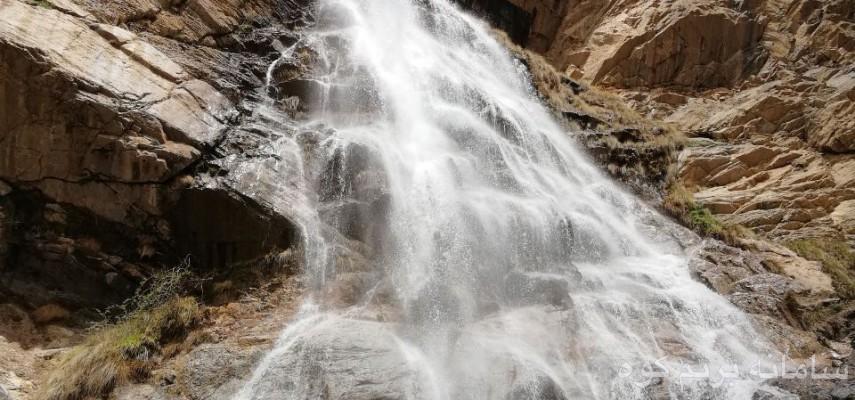 پیمایش تنگ بنرود و آبشار سیلاری