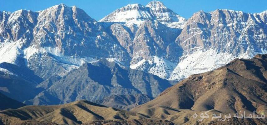 صعود به قله چالویی