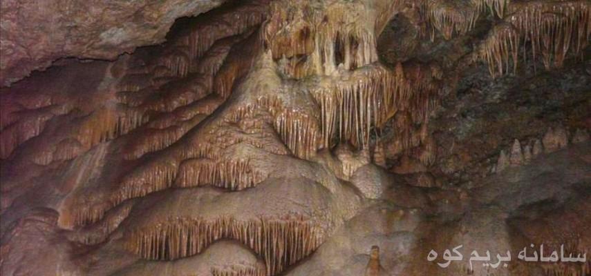 بازدید از غار بورنیک