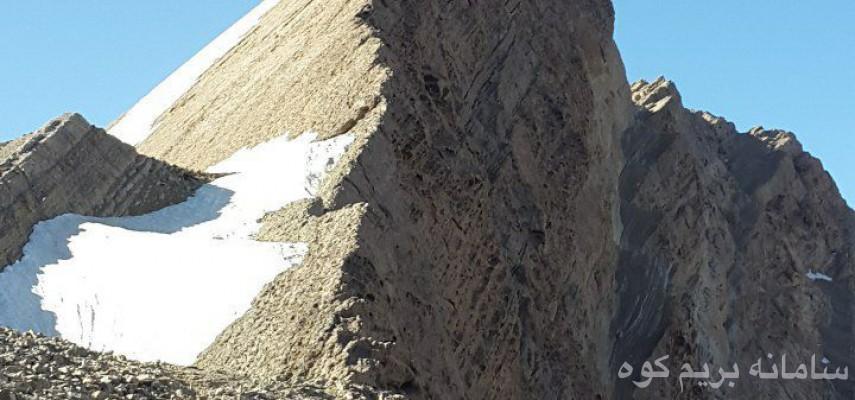 صعود قله پوتک - دنا