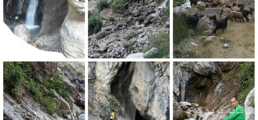 آبشار گل مراد