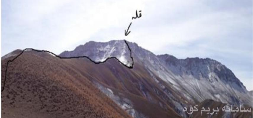 صعود به قله کاسونک