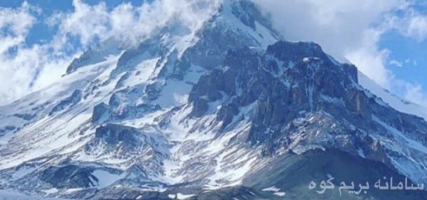 قله کازبک گرجستان