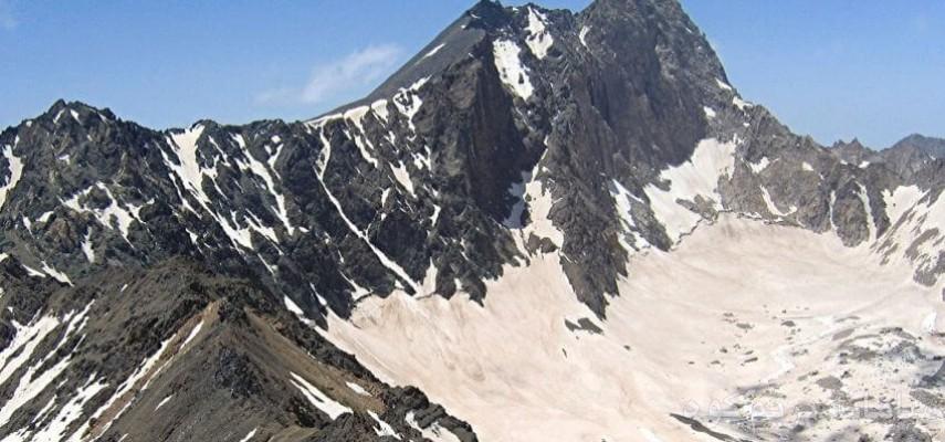 صعود به قله علم کوه (جبهه جنوبی)