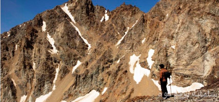 صعود به آلپ ایران قله علم کوه (4848)