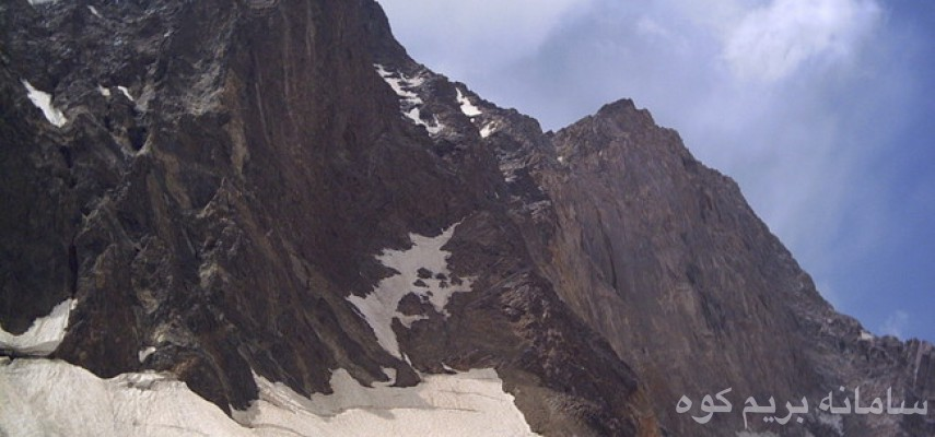 صعود به قله علم کوه