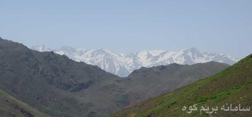 صعود به قله شاه منصور