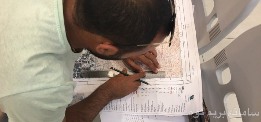 دوره نقشه خوانی و کار با قطب نما
