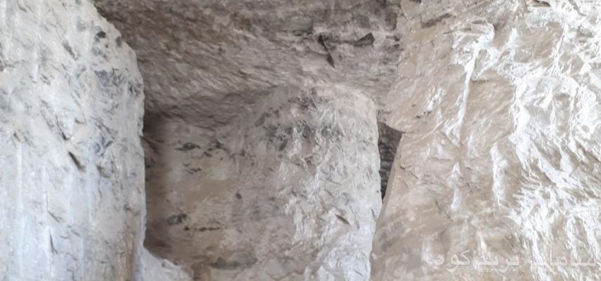 غارنمکی ودریاچه نمک گرمسار