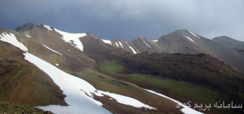 صعود به قله خلنو – طرح سیمرغ