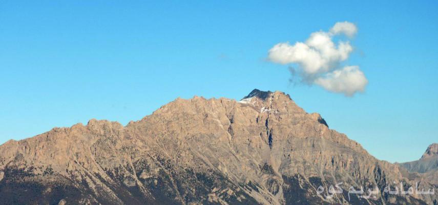 صعود به قله خرنرو