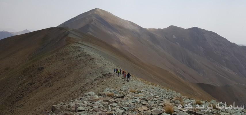 صعود به قله پیرزن کلون (کلوم)