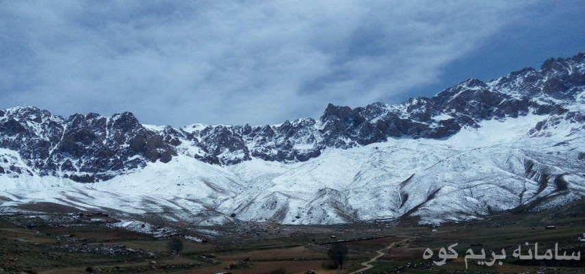 صعود به قله گاوکشان و شاهوار - طرح سیمرغ