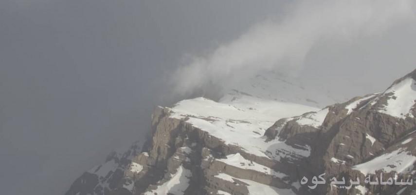 صعود به قله پازن پیر