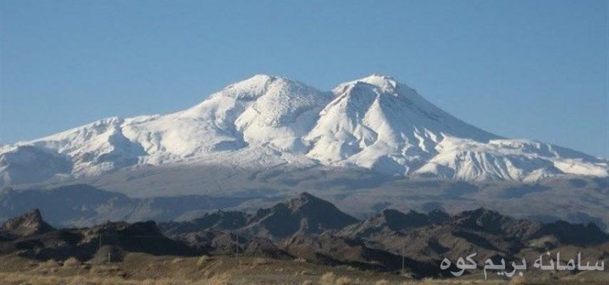 صعود به قله تفتان