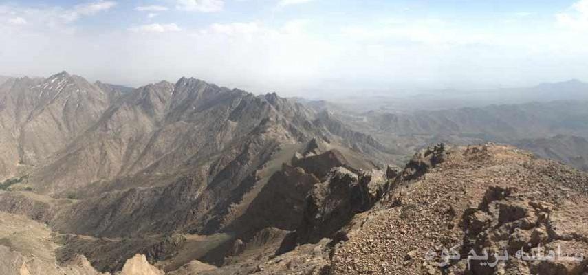 صعود قله دال