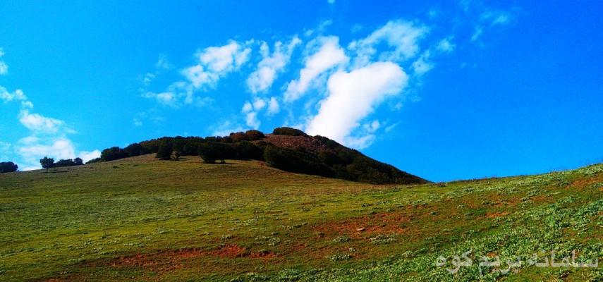 صعود به قله چرمکش لوشان