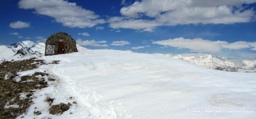 صعود زمستانه به قله دارآباد