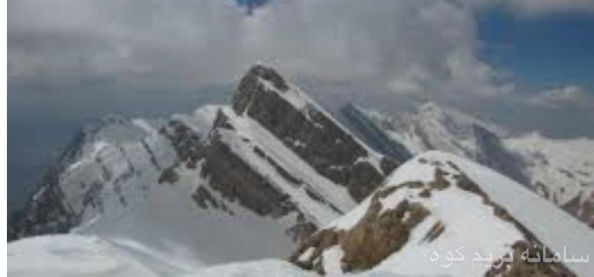 صعود قله قاش مستان_دنا
