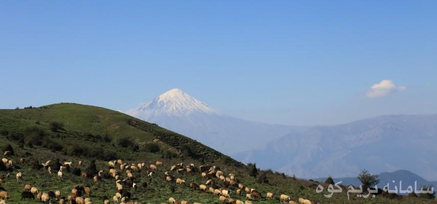 صعود به قله الیمستان