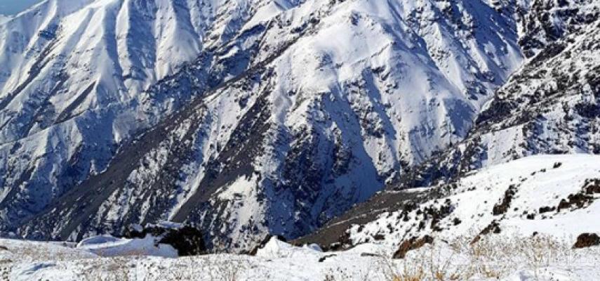 صعودبه قله دوشاخ وچین کلاغ