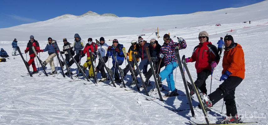 دوره آموزشی_تفریحی اسکی آلپاین