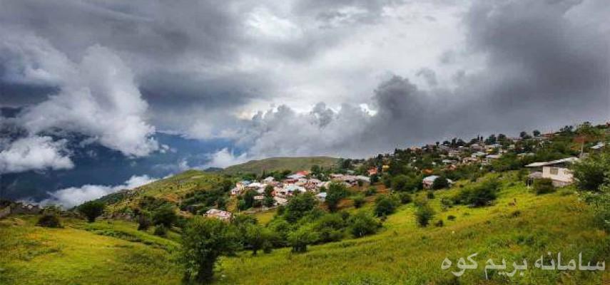 سفر دو روزه به  روستای  فیلبند  و پاشاکلا در استان مازندران