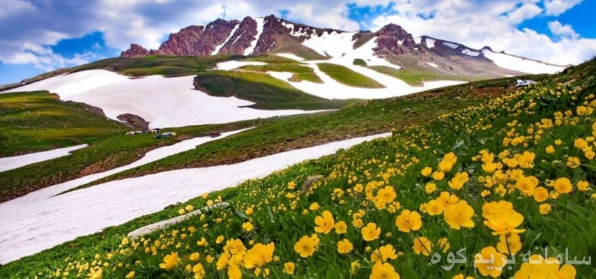 کوه و دریاچه های دالامپر-آبشار سوله دوکل-دریاچه مارمیشو-رود نازلیچای-دریاچه ارومیه