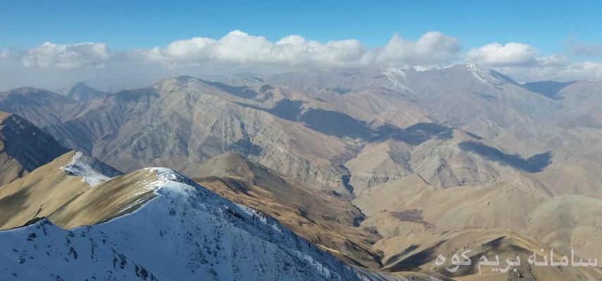 صعود به قله منار